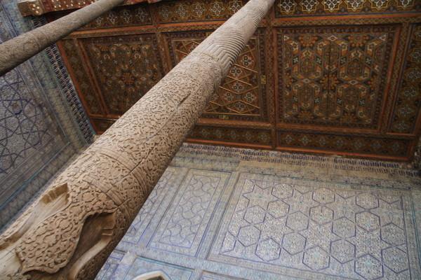 Pilaar Khiva