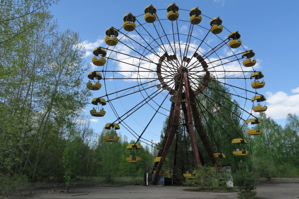 Pripyat-reuzenrad