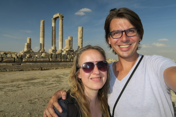 Selfie Amman