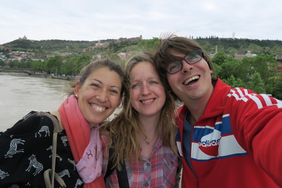 Selfie Tbilisi