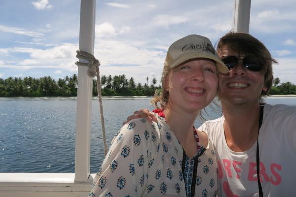 Selfie duikboot