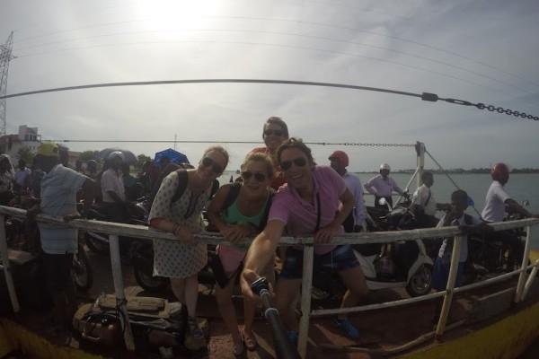Selfie op Pont