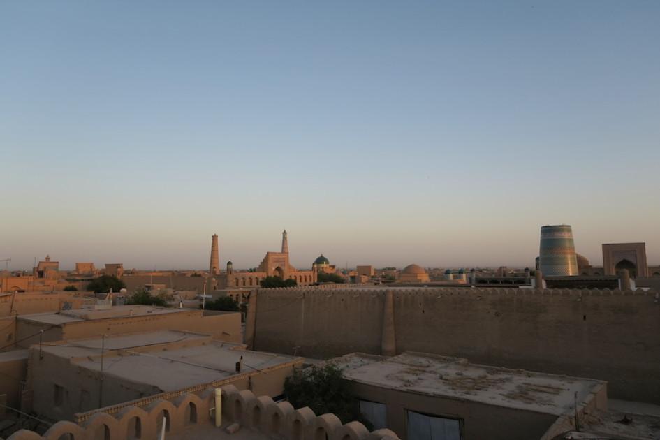 Skyline Khiva