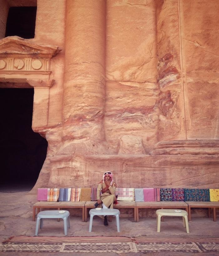 Souvenir shop Petra