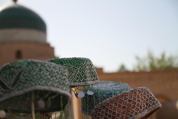 Souvenirs Khiva