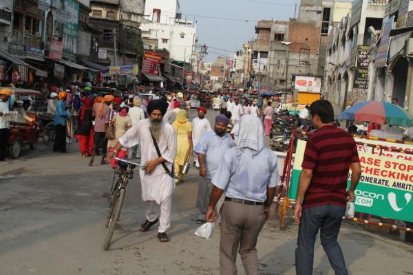 Straat Amritsar