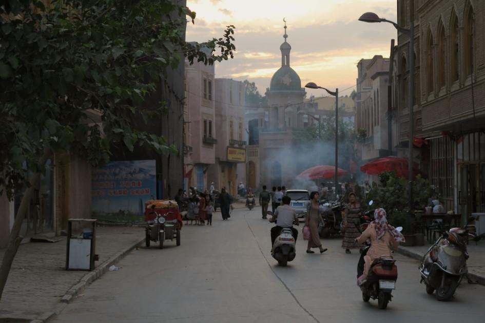 Straat Kashgar