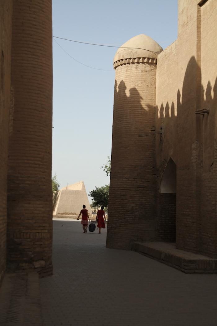 Straat Khiva