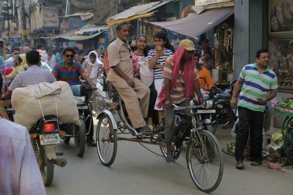 Straat Varanasi