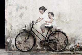 Streetart Penang