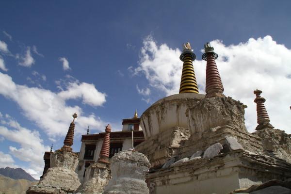 Stupas Lamayuru