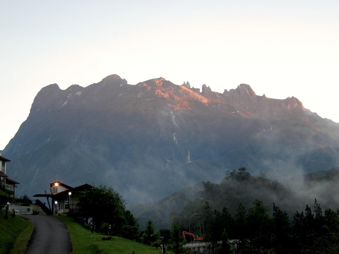 Sunrise Kinabalu