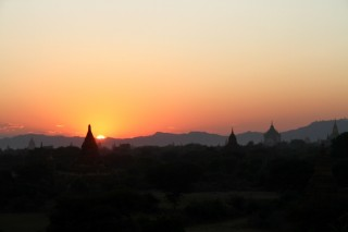 Sunset Bagan 1