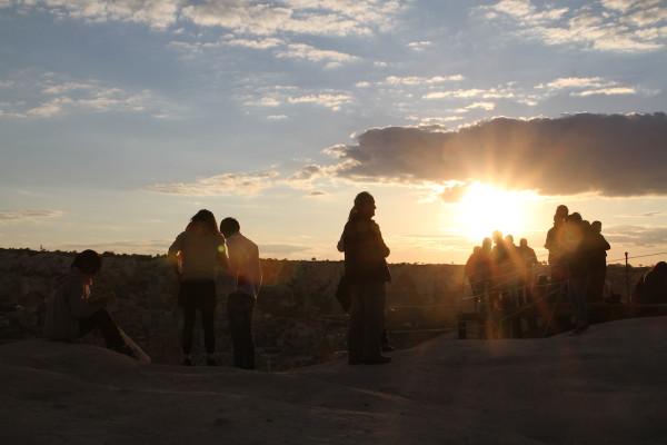 Sunset Goreme