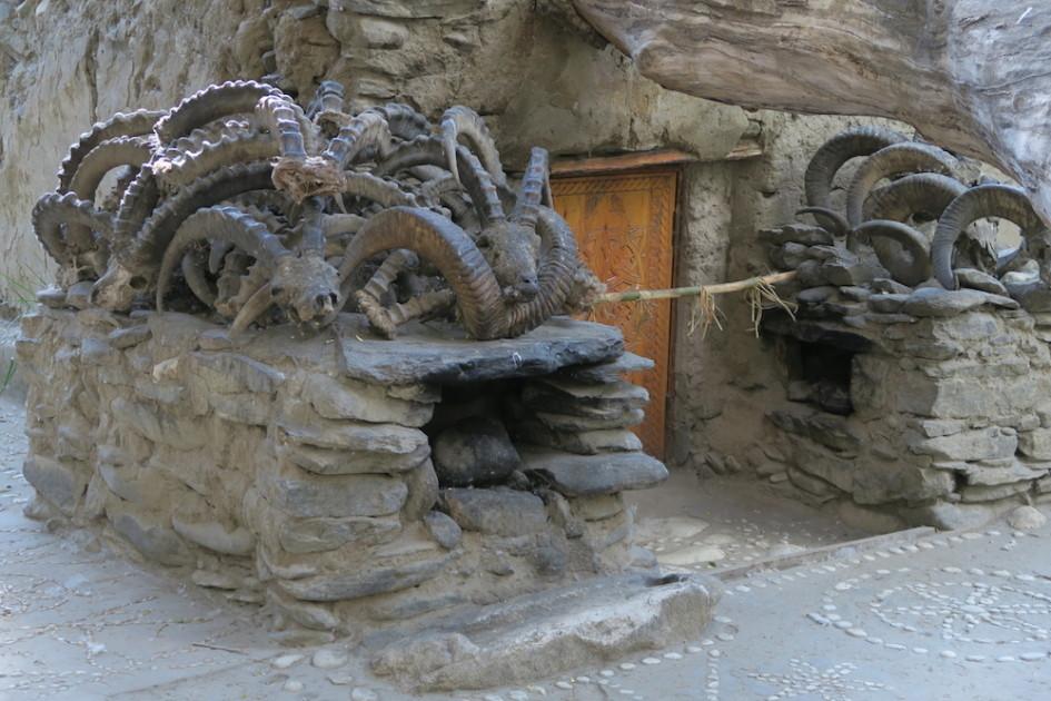 Tempel in Langar
