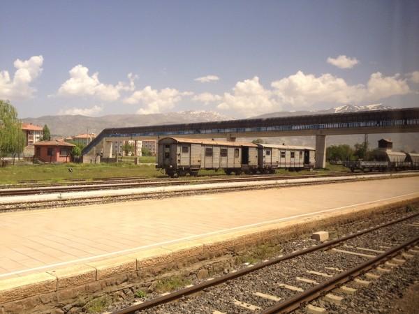 Turkije station