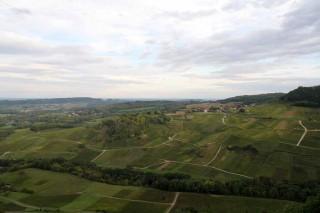 Uitzicht Chateau Chalon