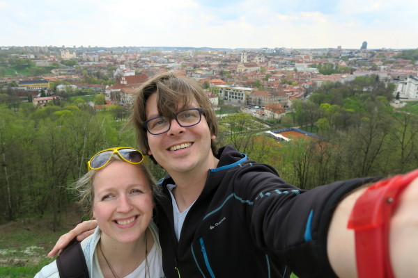 Uitzicht-Vilnius