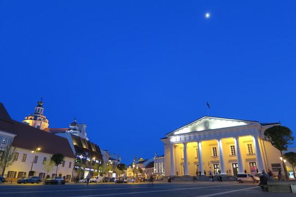 Vilnius-avond