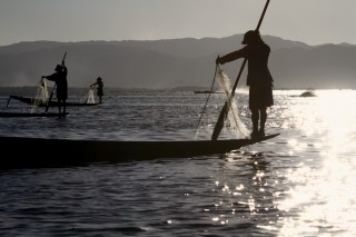 Vissers Inle Lake