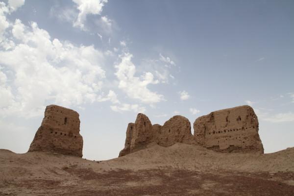 Zandkasteel Khorezm