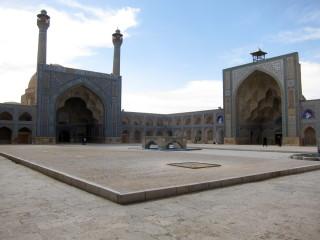 moskee esfahan