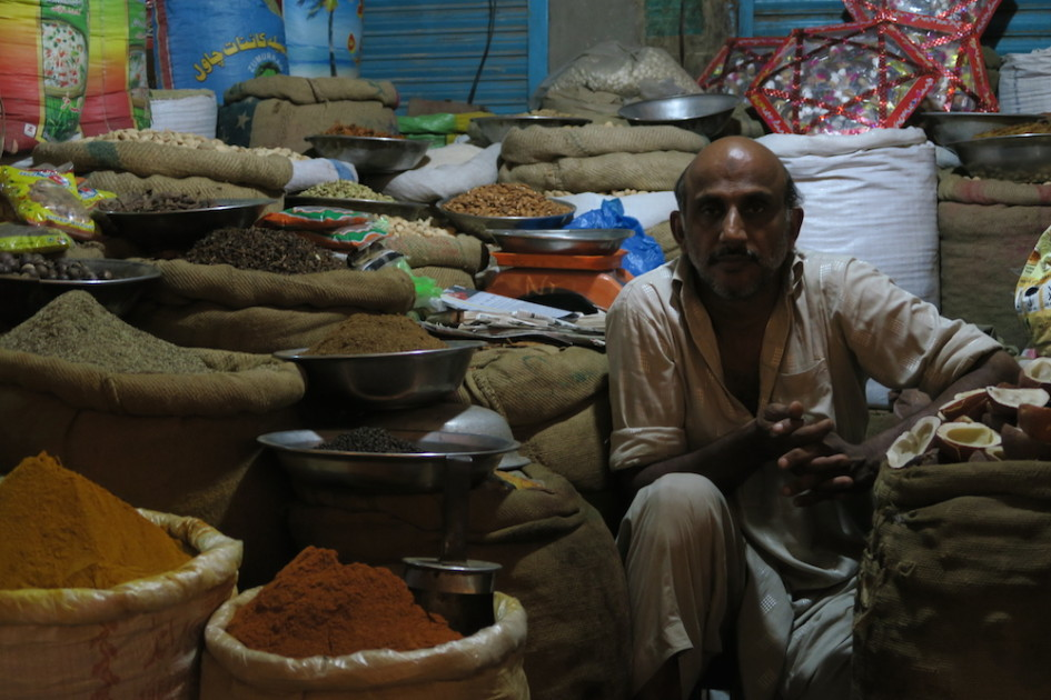 spice mannetje Lahore